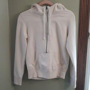 American Eagle 1/2 zip hoodie